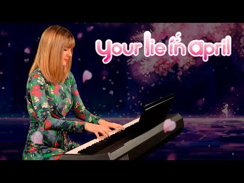 Your Lie in April – My Lie (Piano Cover) || Tifita