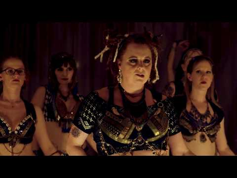 Fly Fusion® - Group Improv Fusion Belly Dance [HD]