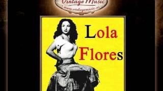 Lola Flores - El Lerele (Canción Moruna) (VintageMusic.es)