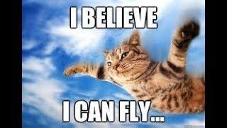 I Believe I Can Fly - R Kelly (Cover/Karaoke Night)