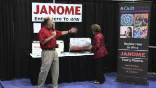 Janome Sewing Machine Drawing - Des Moines Iowa