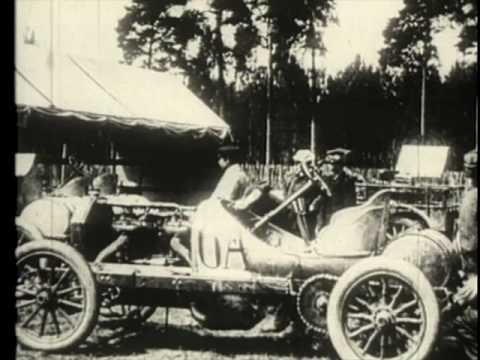 History of Motor Racing pt 1 1902 - 1914