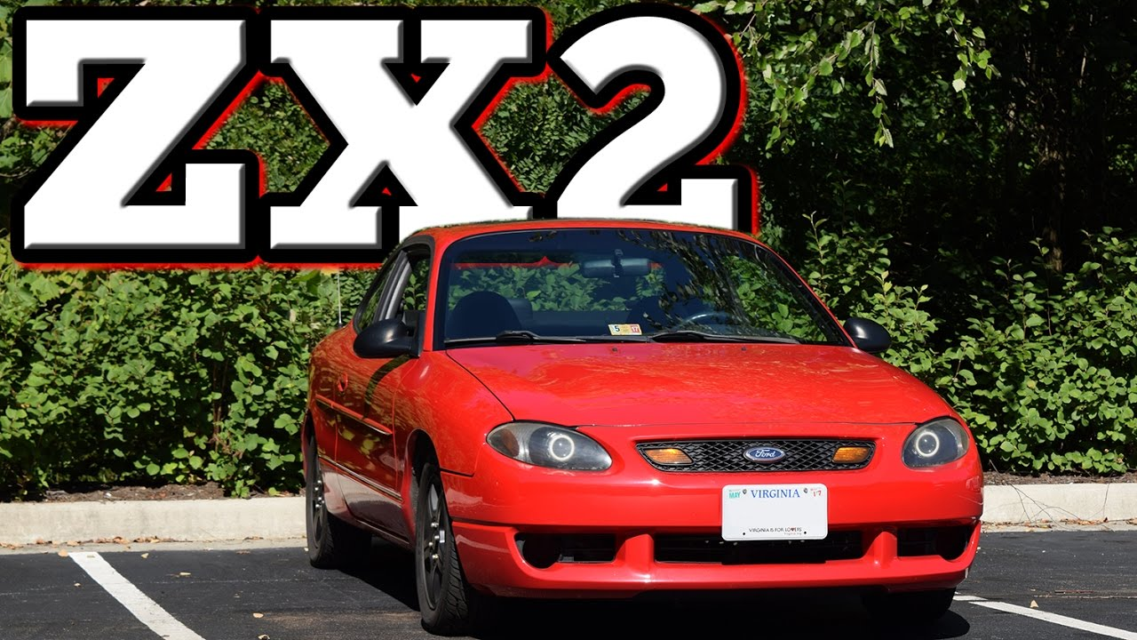 2001 ford escort zx2 regular car reviews youtube. Black Bedroom Furniture Sets. Home Design Ideas