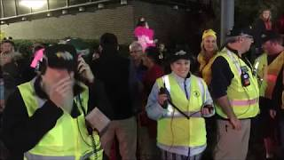 The Town of Vienna, VA Halloween Parade and VWS volunteers