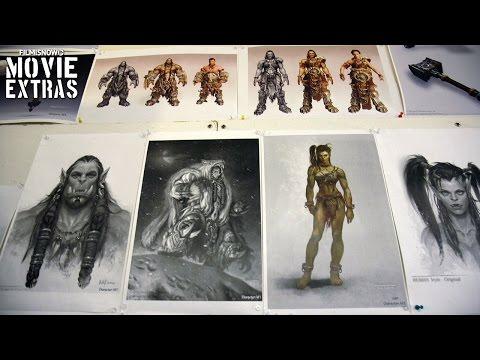 Warcraft 'Director's Vision: Duncan Jones' Featurette (2016)