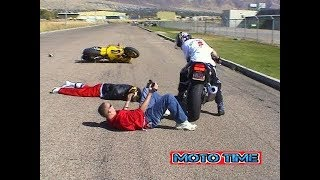BEST Motorcycle Fail Win Compilation 2018