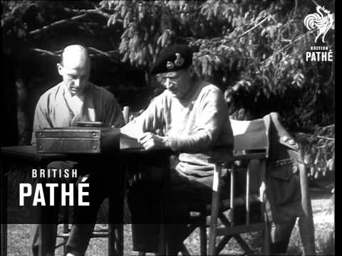 Monty's Message To Eighth Army (1943)