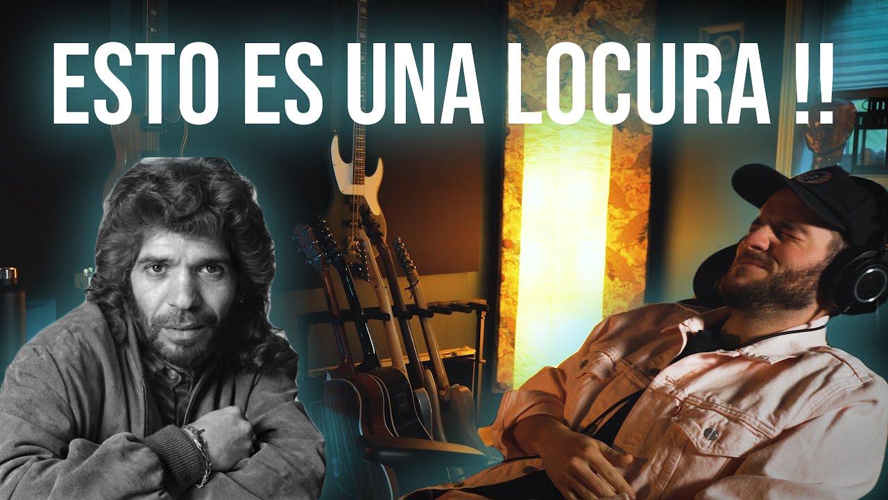 AMERICANO PIERDE LA CABEZA CON Camaron de la isla y Paco de Lucia