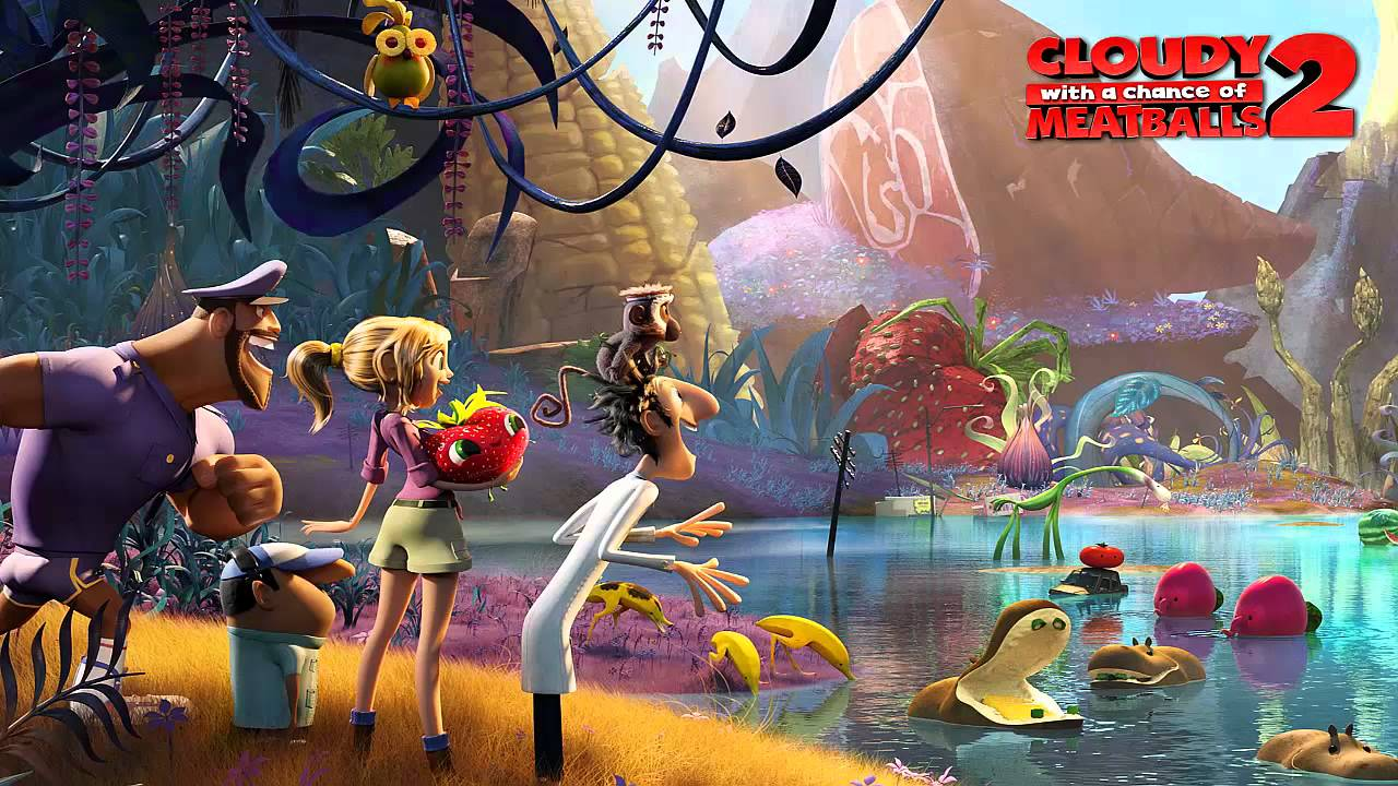download cloudy with a chance of meatballs 2 full movie - youtube