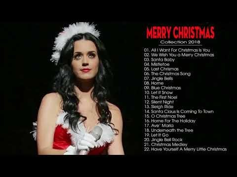 Merry Christmas & Happy New Year 2018 - Top Christmas Songs 2018 - Best Songs Of Merry Christmas /