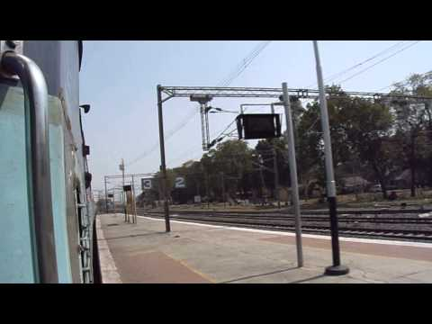 Emergency Brakes | Train stops after alarm chain pulling; see the culprit getting away!