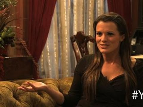 The Young and the Restless  Spotlight on Melissa Egan