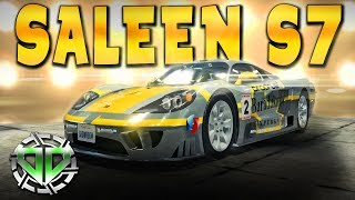 Saleen S7 Restoration : Car Mechanic Simulator 2018 Gameplay : PC Lets Play