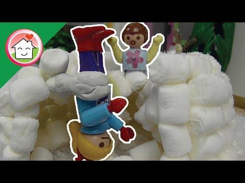بيت الثلج - عائلة عمر - أفلام بلاي