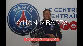 Kylian Mbappé Instagram Story Compilation May 2, 2018