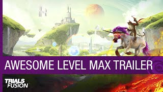 Trials Fusion Awesome Level Max Announcement Trailer [US]