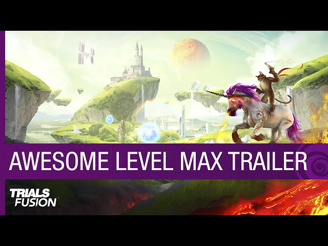 Trials Fusion: Awesome Level Max (видео)