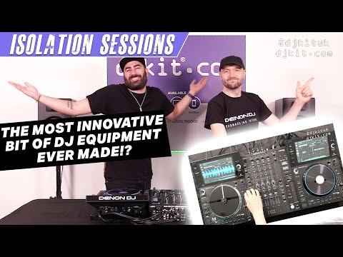Are The Denon DJ SC6000s The Most Innovative Bit Of DJ Equipment Ever Made!? #TheRatcave