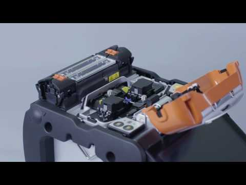 The New High Definition Core Aligning fusion splicer TYPE-72C