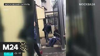 """""""Московский патруль"""": убийство сотрудника СК РФ - Москва 24"""