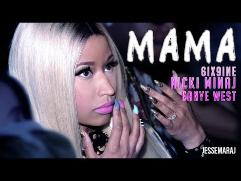 Nicki Minaj – MAMA (Verse) NEW 2018 | Lyrics