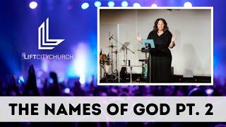 The Names of God Pt. 2