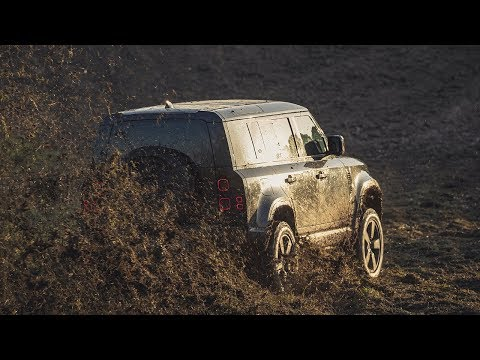 Land Rover Defender Tested By James Bond No Time To Die Stunt Drivers