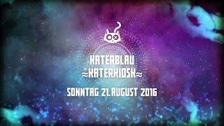 Urban Cosmonaut Radio Show @ Katerblau (Berlin) on 21.08.2016