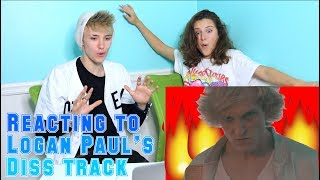 REACTING TO THE FALL OF JAKE PAUL | Gabriel And Kayce