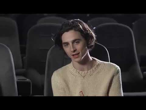 Call Me By Your Name Q&A with Luca Guadagnino and Timothée Chalamet