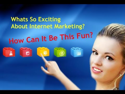 Internet Marketing - How Can It Be This Fun???