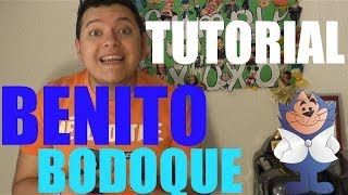 TUTORIAL DE VOZ BENITO BODOQUE