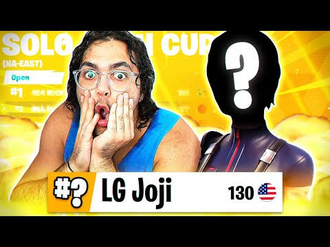 Joji Asked Me to Coach Him in a Solo Cash Cup, Here's How it Went…