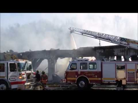 colerain-township-(oh)---scene-video---3-alarm-commercial-fire