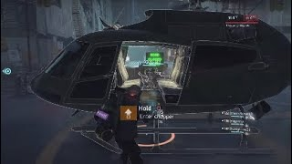 The division- survival group run