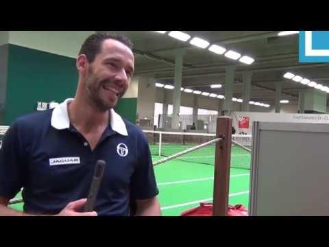 Interview de Michaël Llodra - Lignes de Fond