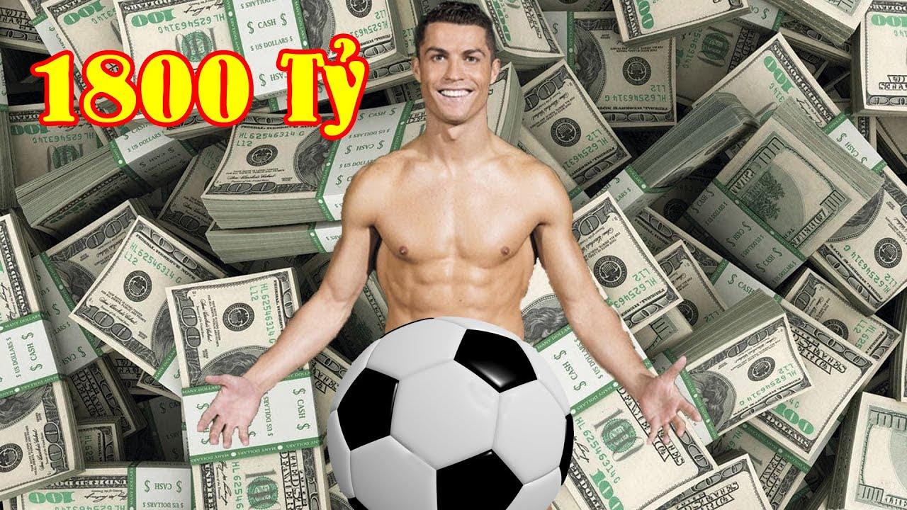 Manchester United kiếm hàng nghìn tỷ từ Ronaldo như thế nào?