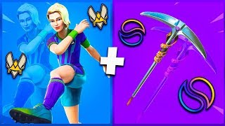 🔥 10 SUPER TRYHARD SKIN COMBOS (Vitality, Solary..) ON FORTNITE! v3
