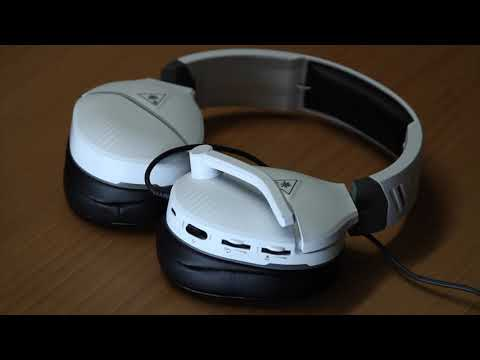 Turtle Beach Recon 200 Gaming Headset Review