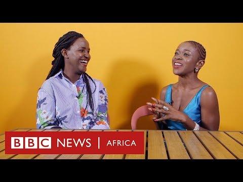 What it's really like living with cerebral palsy - BBC Africa