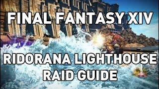 FFXIV: Ridorana Lighthouse Raid Guide