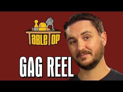 Last Night on Earth - Gag Reel - TableTop ep. 15