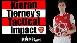 Tactical Profile : Kieran Tierney | Why Arsenal Signed Tierney | Welcome to Arsenal