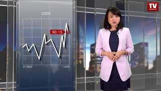 InstaForex tv news: Perdagangan Wall Street dibuka positif   (04.04.2018)