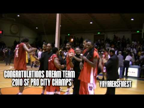 Dream Team Tops SF City in Pro-Am Finals... Tons of Highlights!!!