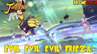 Dragon Ball Z x Naruto Shippuden: Evil Villain Face-Off! Madara