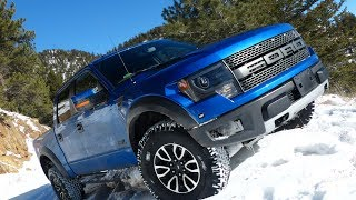 2014 Ford F-150 SVT Raptor Top 5 Likes & Dislikes (Episode 6)