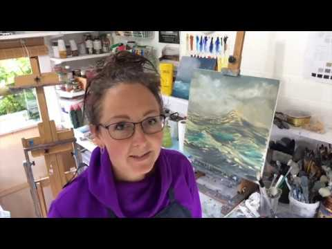 Paint the sea with energy, Part 1
