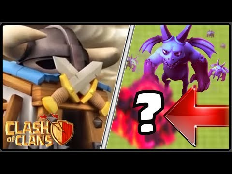 Clash Of Clans   NEW TOWN HALL LEVEL UPDATE   The Builder Left   5th Anniversary Cake   Battle Ram