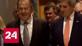 Переговоры по Сирии: США упирались целый год